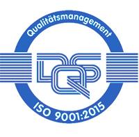 ISO 9001 2015 DQS Qualitatsmanagment Hofmann cnc technik traunstein